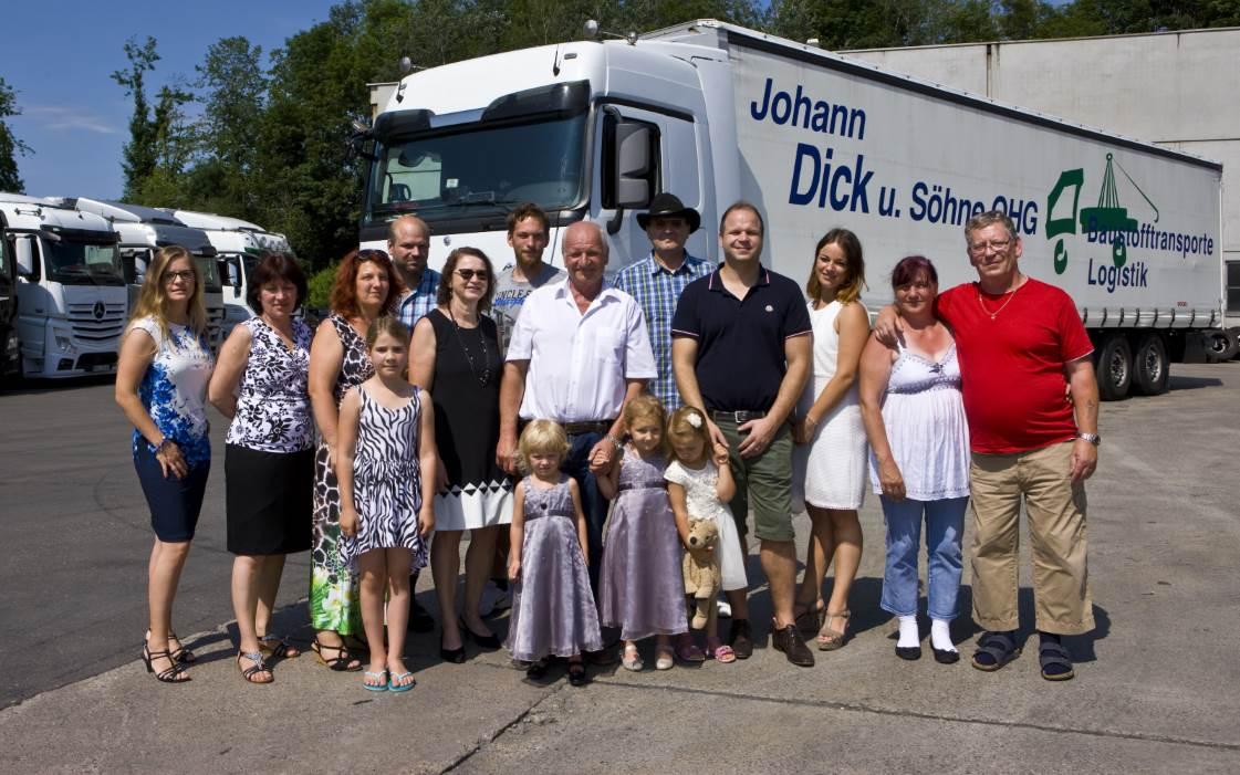 Team Dick Transporte